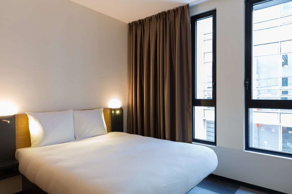 easyHotel Brussels-double-room