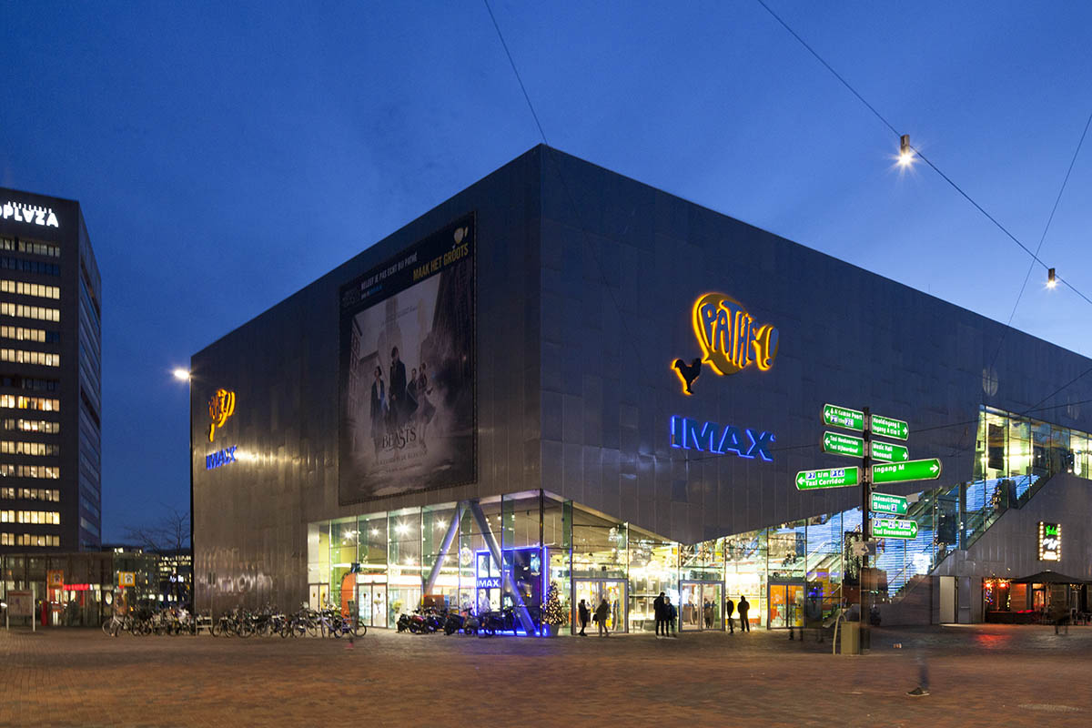 Pathe IMAX Cinema