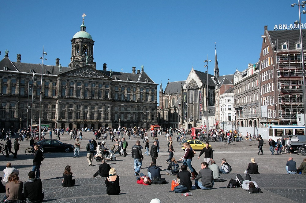 Amsterdam Travel: Best Hotels in Amsterdam City Centre : As