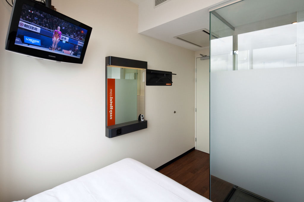 Small Double Room TV