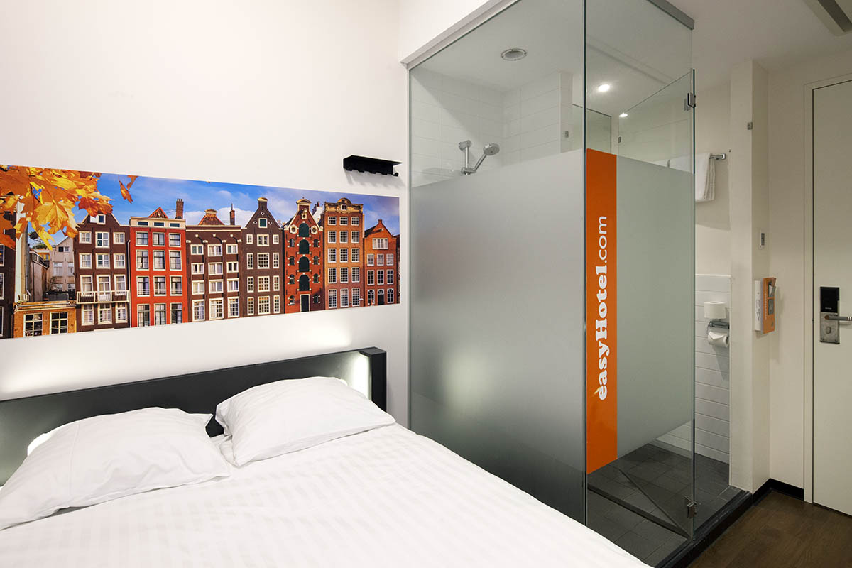 easyHotel Amsterdam City Centre, vernieuwde kamers