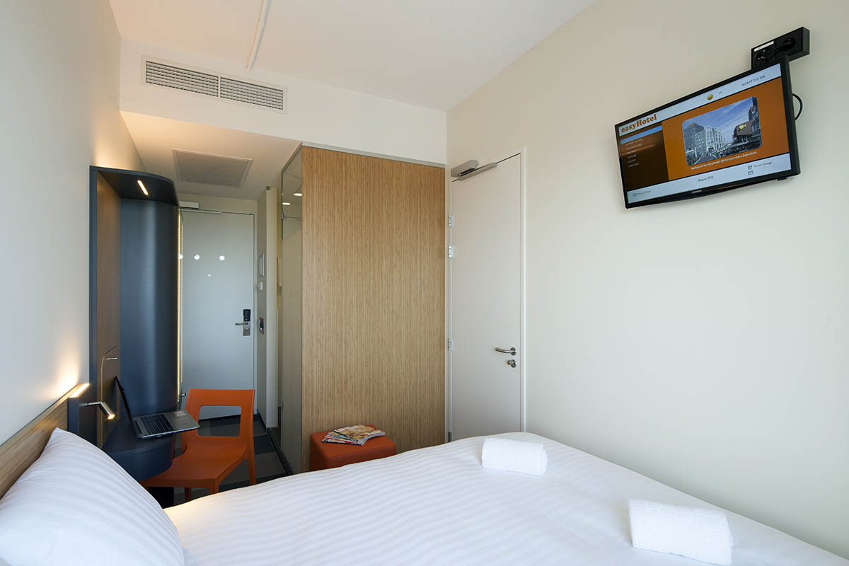 easyHotel Zaandam - Small double