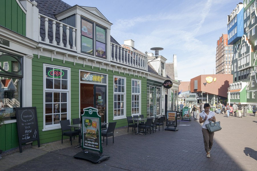Zaandam Subway