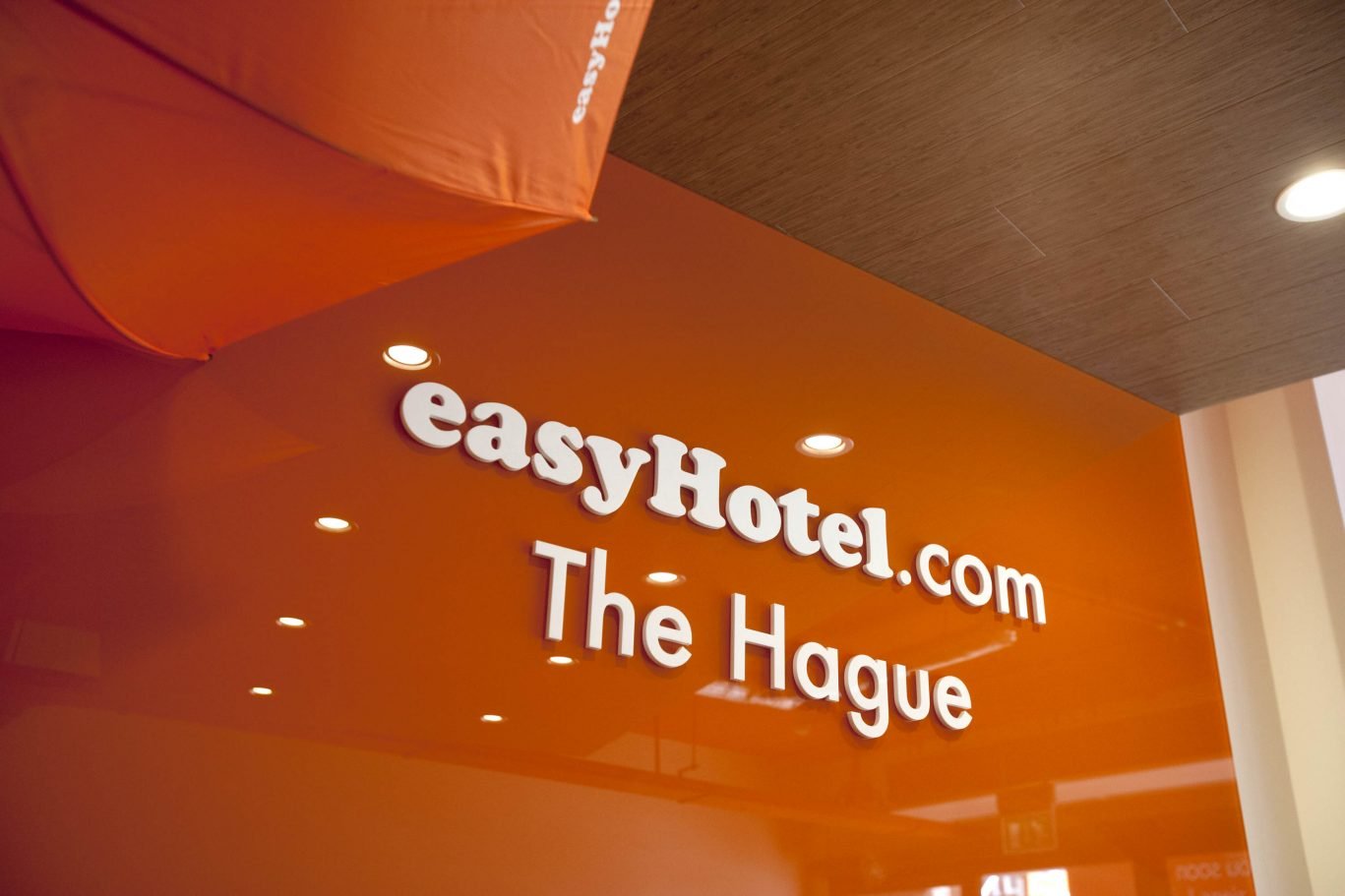 easyHotel The Hague City Centre